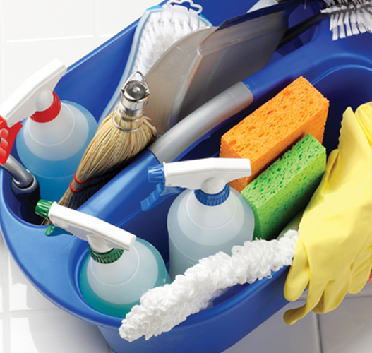 Everything You Need for Cleaning and more
