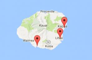 Contact Kauai